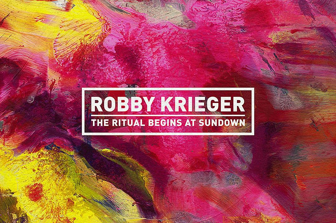 The Doors' Robby Krieger Announces 'The Ritual Begins at Sundown' Album