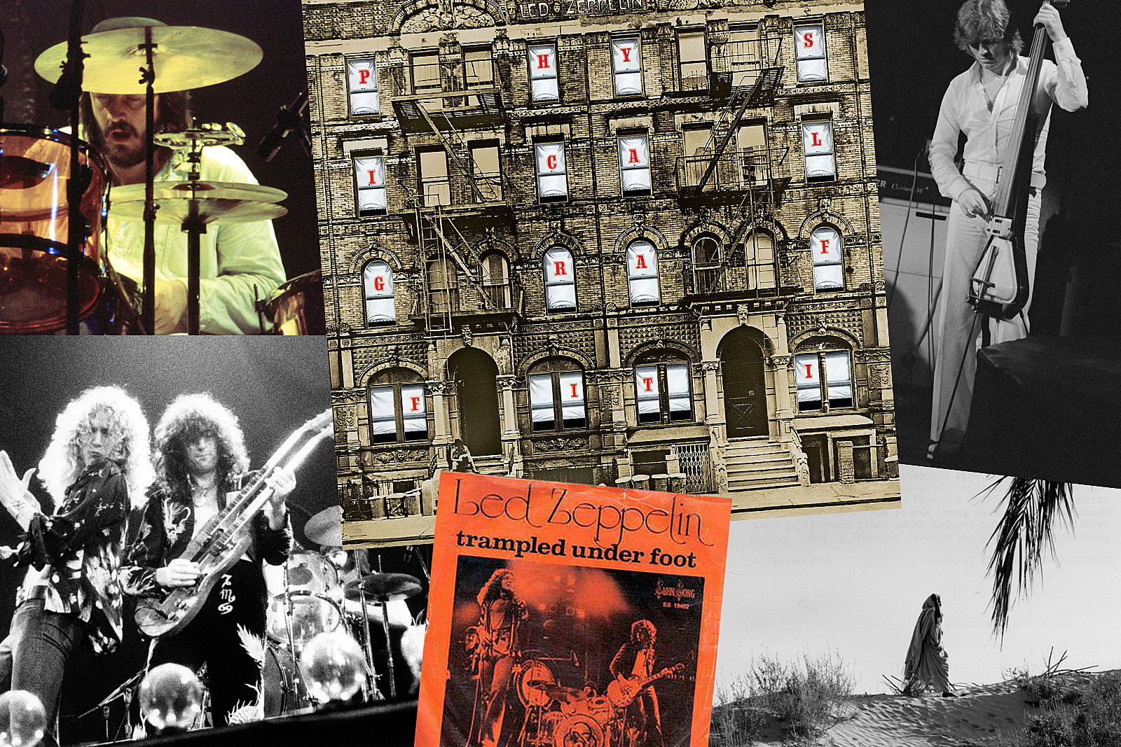 Led Zeppelin's 'Physical Graffiti' at 45: A Track-by-Track Guide