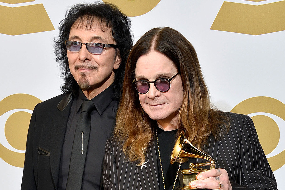 Tony Iommi on Letting Ozzy Osbourne Join His Band: 'Forget It!'