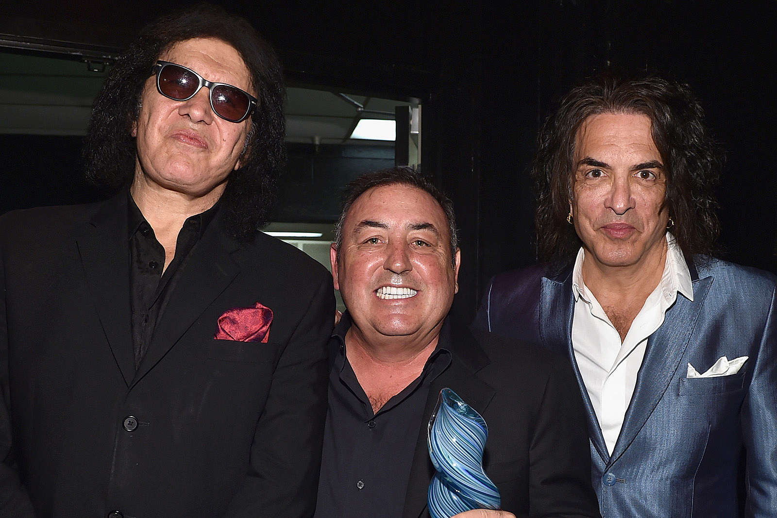 Doc McGhee Told Kiss: 'Call Me When You Put the Makeup Back On'