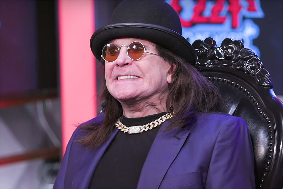 How Ozzy Osbourne Accidentally Called the Cops on Himself