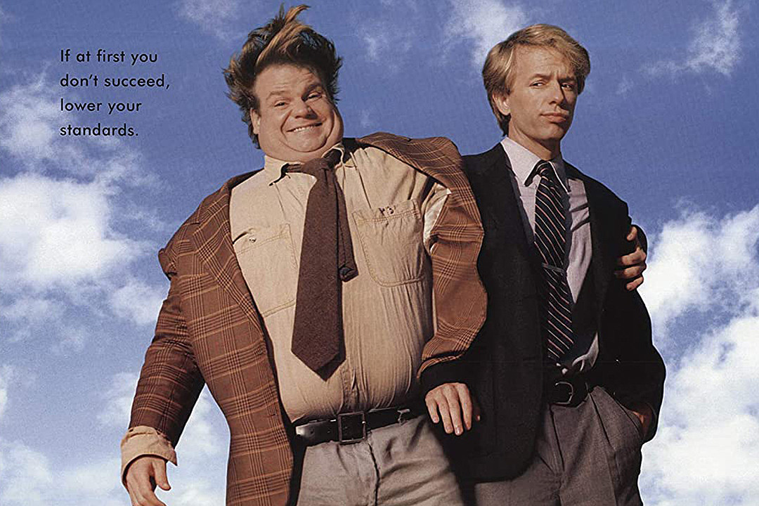 25 Years Ago: 'Tommy Boy' Showcases Madcap, Endearing Chris Farley