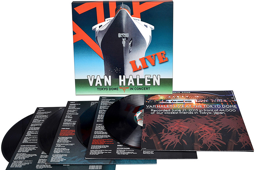 The Strange Path Van Halen Took to the First Roth-Fronted Live LP