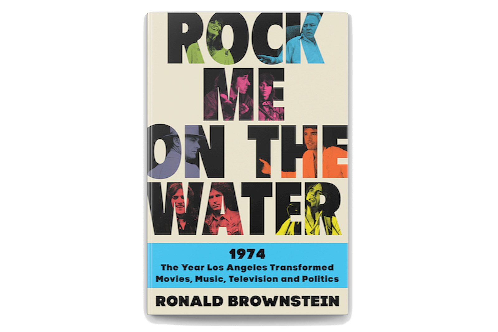 'Rock Me on the Water: 1974′ – Book Review
