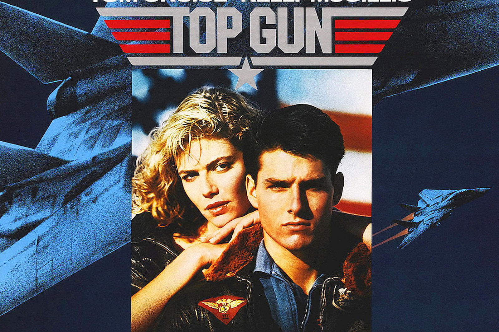 35 Years Ago: How 'Star Wars on Earth' Became 'Top Gun'