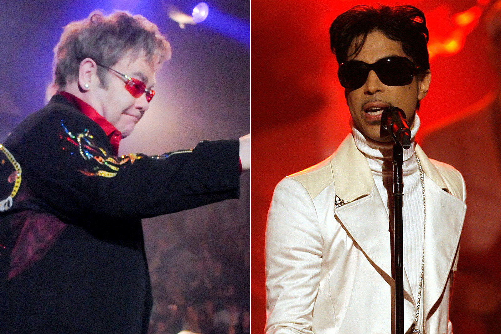 Prince Ghosted Elton John Twice Before They Played Live Together