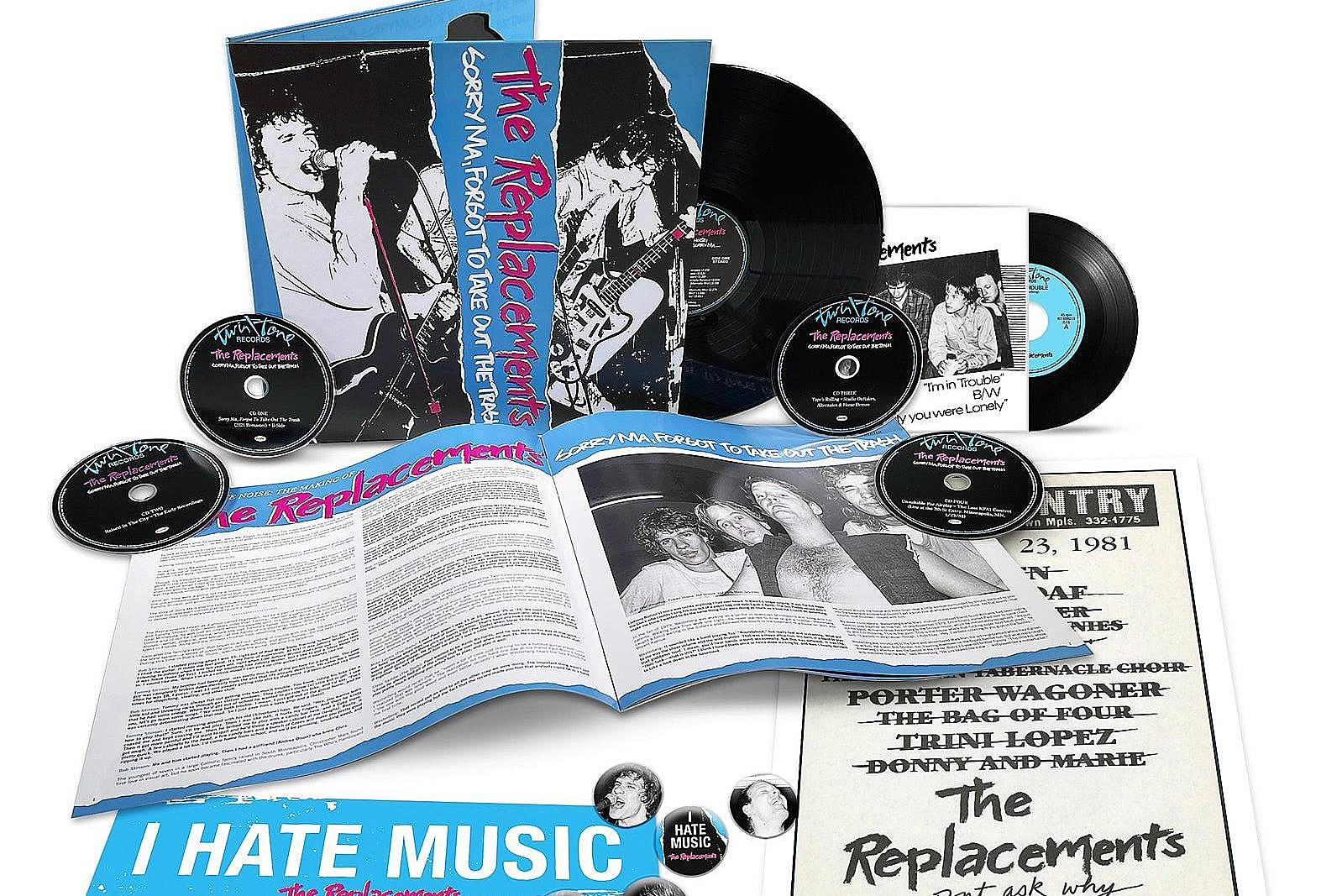 Replacements Announce Expanded Edition of 'Sorry Ma' Debut Album